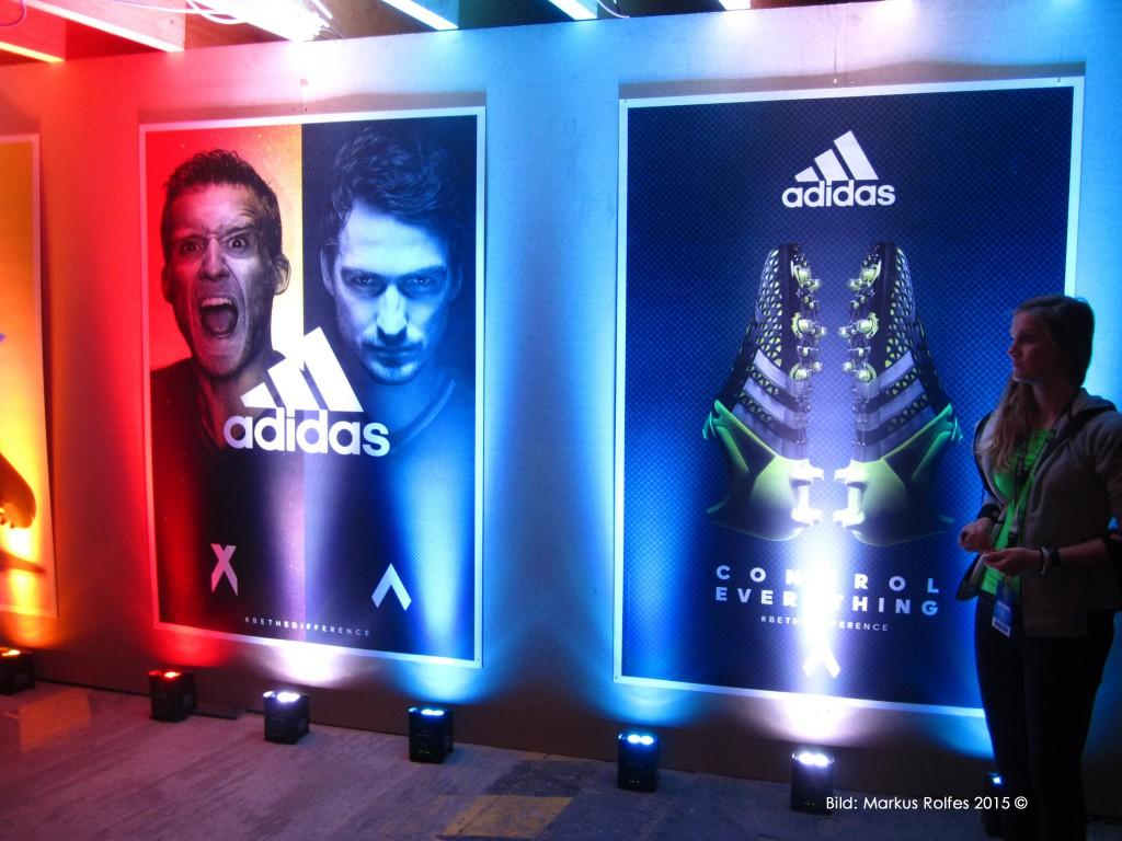 Adidas Footbal The Base