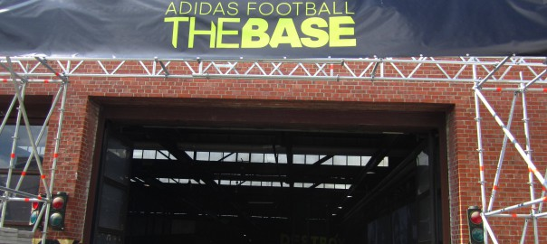 Adidas Football The Base