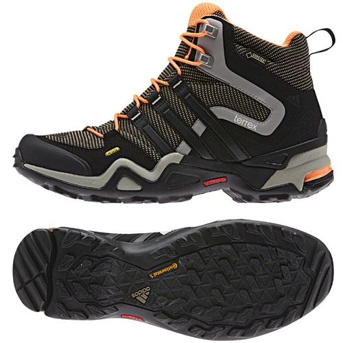 adidas Damen-Walkingschuh TERREX FAST X HIGH GTX W