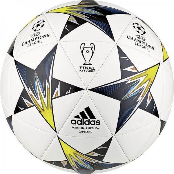 Fußball Fußball adidas Finale Kiev Capitano CF1201 Fussball 4 Football
