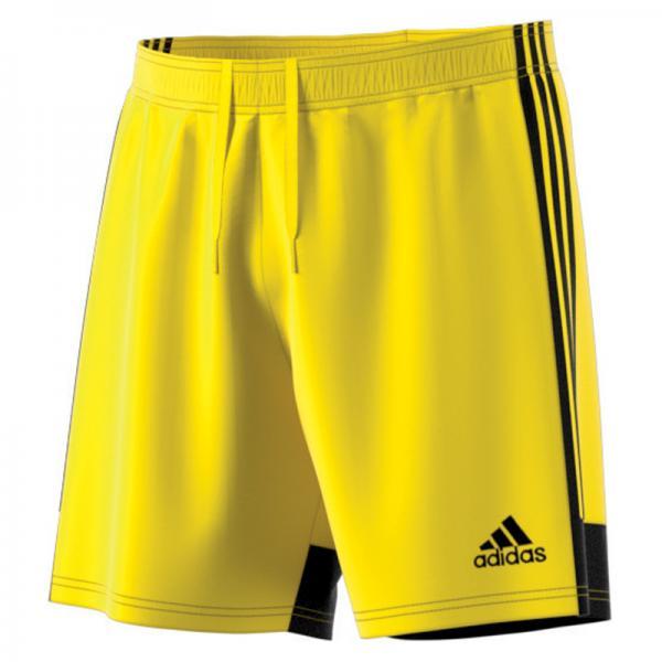 adidas Short TASTIGO 19 bright yellow/black   116