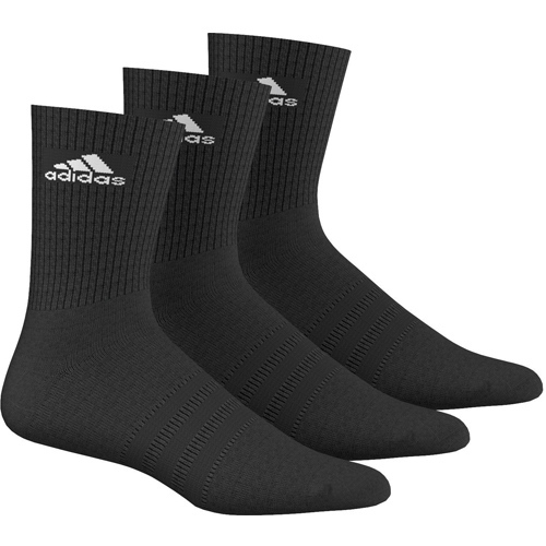 adidas Sportsocken 3S PERFORMANCE CREW HC (3er-Pack)