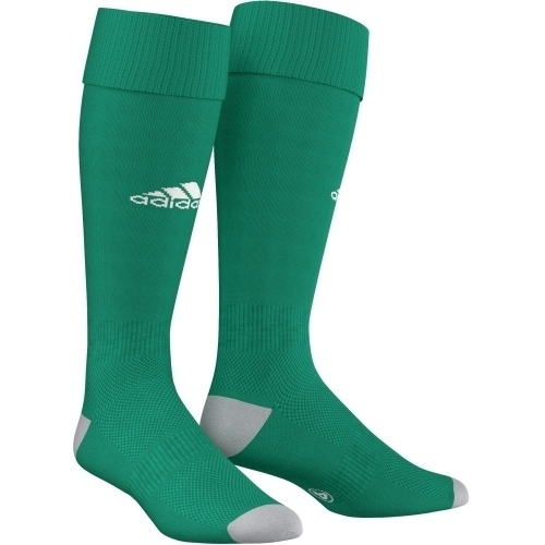 adidas Stutzenstrumpf MILANO 16 bold green/white | 34-36