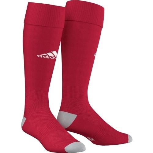 adidas Stutzenstrumpf MILANO 16 power red/white | 34-36