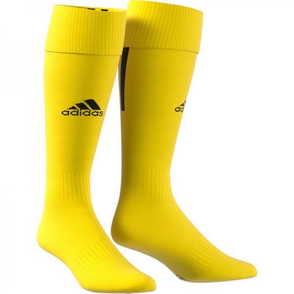 adidas Stutzenstrumpf SANTOS 18 yellow/black   34-36