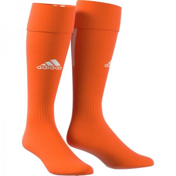 adidas Stutzenstrumpf SANTOS 18 orange/white | 34-36