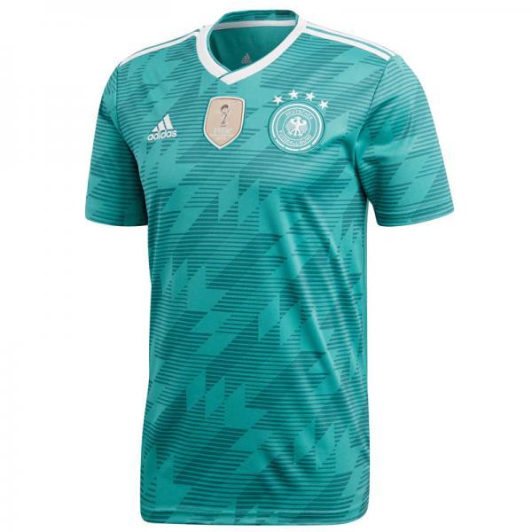 adidas Trikot Deutschland - das Auswärtstrikot der Fans zur WM 2018