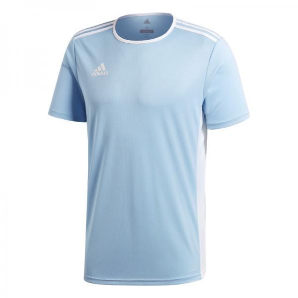 adidas Trikot ENTRADA 18 clear blue/white   116