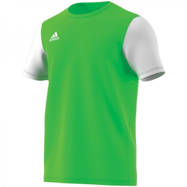 adidas Trikot ESTRO 19 solar green/white   116   Kurzarm