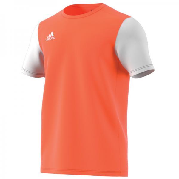 adidas Trikot ESTRO 19 solar orange/white   116   Kurzarm