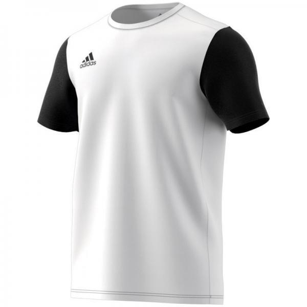 adidas Trikot ESTRO 19 white/black   116   Kurzarm