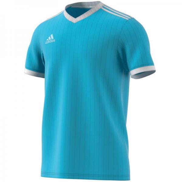 adidas Trikot TABELA 18 clear blue/white | 116