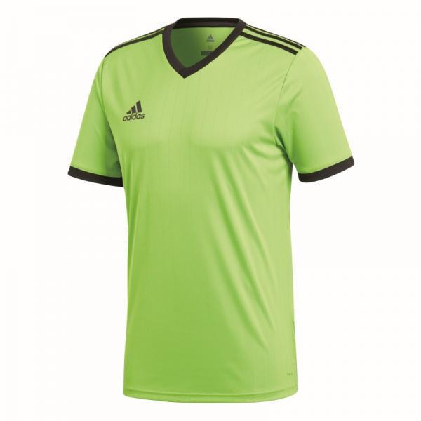 adidas Trikot TABELA 18 semi solar green/black | 116