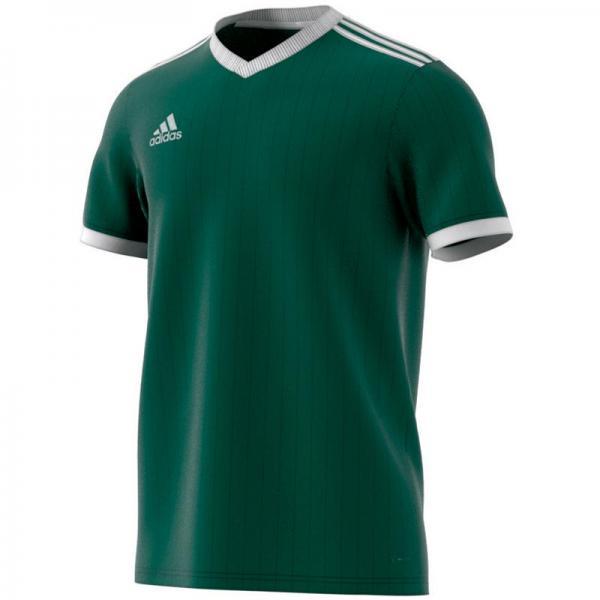 adidas Trikot TABELA 18 collegiate green/white   116