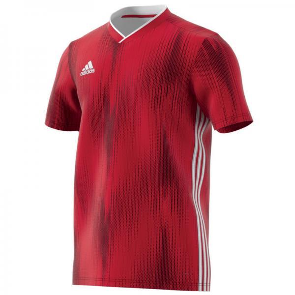 adidas Trikot TIRO 19 power red | XXL | Kurzarm