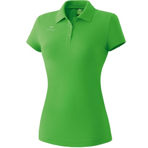 erima Damen-Poloshirt TEAMSPORT green   34