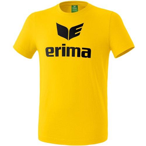 erima T-Shirt PROMO gelb | 116