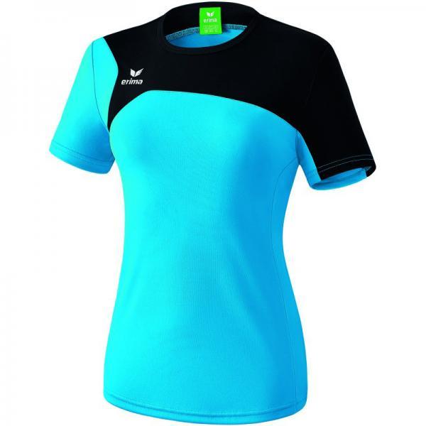 erima Damen-T-Shirt CLUB 1900 2.0 curacao/schwarz | 34