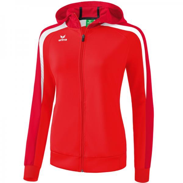 erima Damen-Trainingsjacke LIGA 2.0 - mit Kapuze
