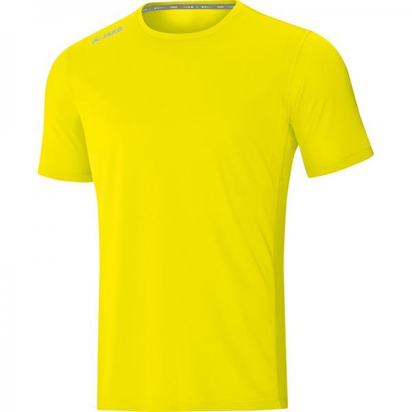 Jako Laufshirt (kurz) T-Shirt RUN 2.0 neongelb   128