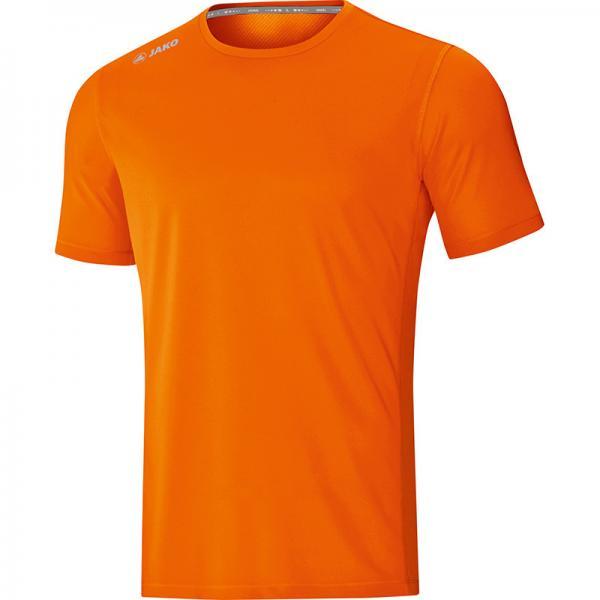 Jako Laufshirt (kurz) T-Shirt RUN 2.0 neonorange | 128