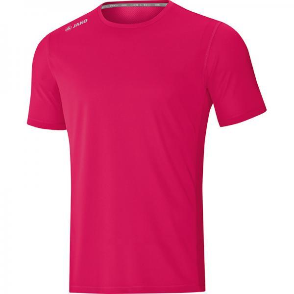 Jako Laufshirt (kurz) T-Shirt RUN 2.0 pink   128
