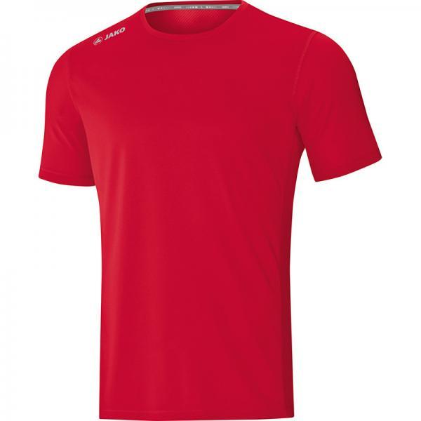 Jako Laufshirt (kurz) T-Shirt RUN 2.0 rot | 128