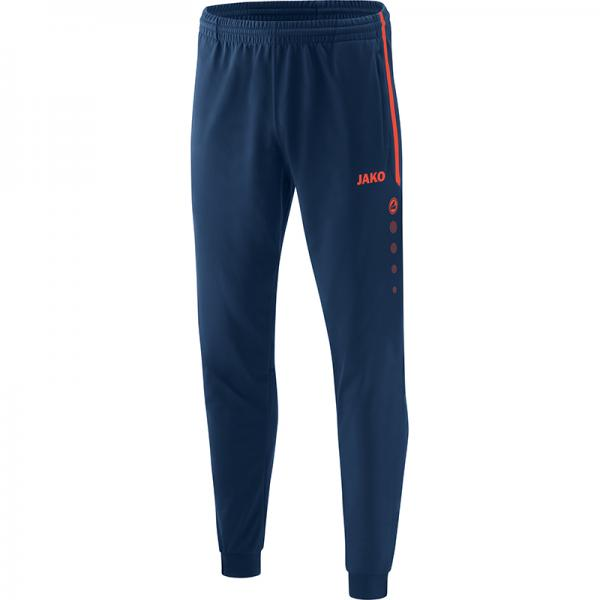 Jako Polyesterhose COMPETITION 2.0 navy/flame | 116