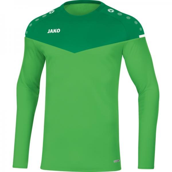 Jako Sweatshirt Champ 2.0 soft green/sportgrün   116