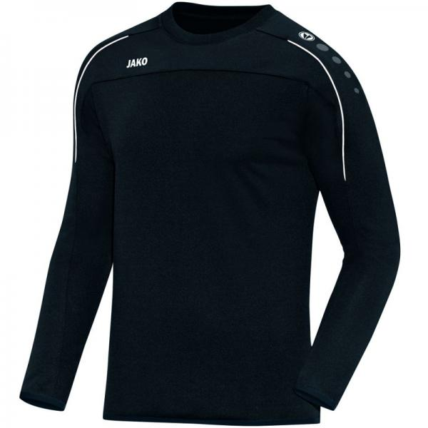 Jako Sweatshirt CLASSICO schwarz   116