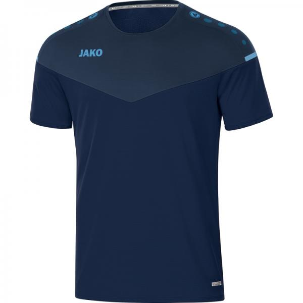 Jako T-Shirt Champ 2.0 marine/darkblue/skyblue   116