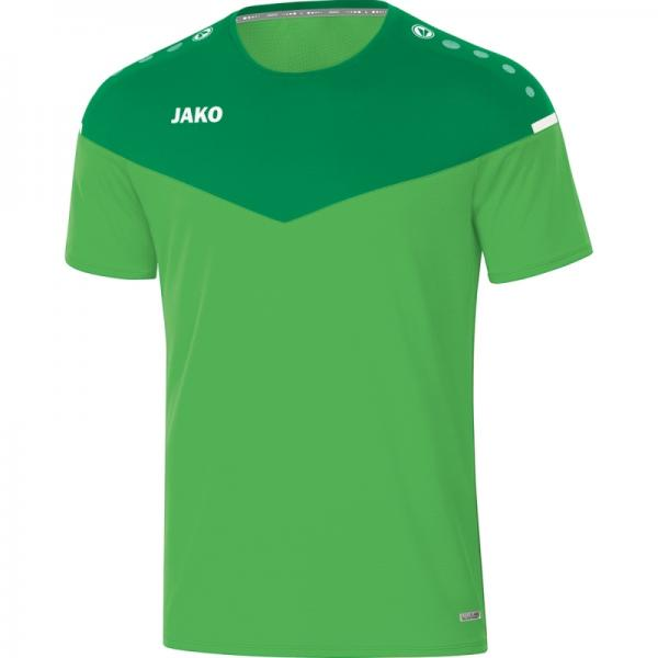 Jako T-Shirt Champ 2.0 soft green/sportgrün   116