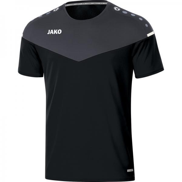 Jako T-Shirt Champ 2.0 schwarz/anthrazit   116