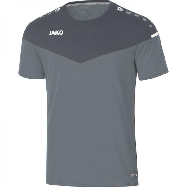 Jako T-Shirt Champ 2.0 steingrau/anthra light   116