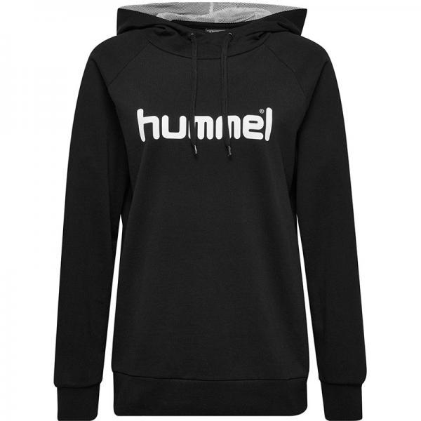 hummel Damen-Hoodie GO COTTONLOGO