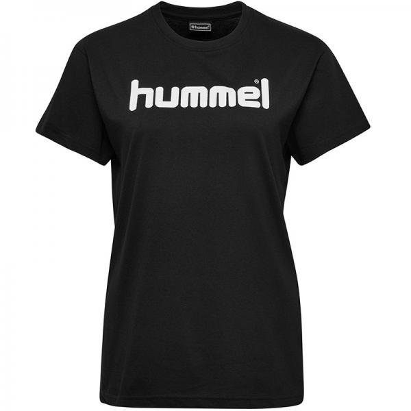 hummel Damen-T-Shirt GO COTTON