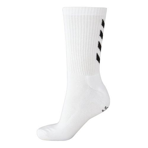 hummel Sportsocken FUNDAMENTAL (3er-PACK) white | 32-35