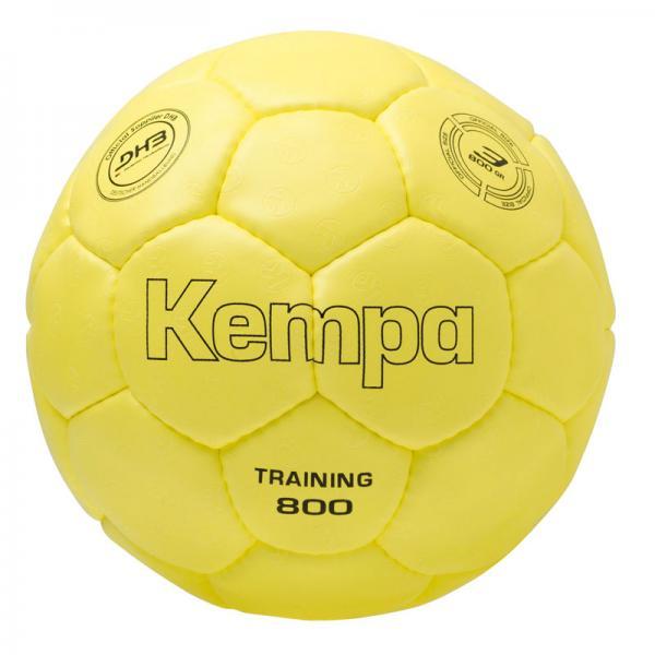 Kempa Handball TRAINING 800 - Gewichtshandball in Gr. 3
