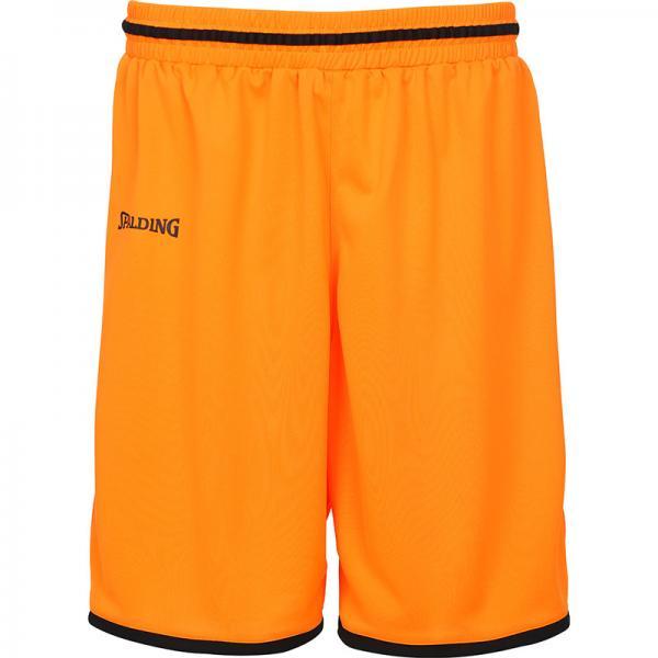 Spalding Short MOVE orange/schwarz | S
