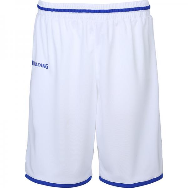 Spalding Short MOVE weiß/royal | S
