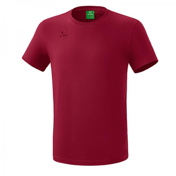 erima T-Shirt TEAMSPORT bordeaux-rot | 116