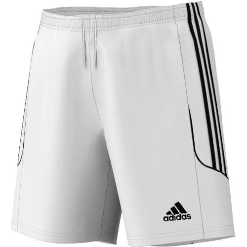 9c18f98d055376 adidas Short SQUADRA 13 white black