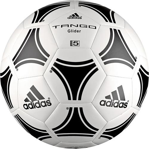 adidas Fußball TANGO GLIDER white/black   3