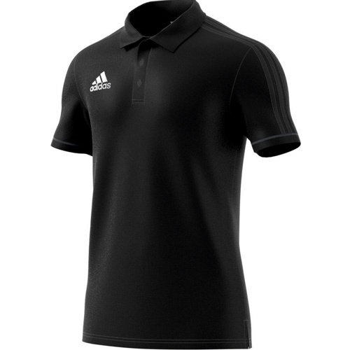 adidas Poloshirt TIRO 17 black dark grey white   164 2b1cf782a7