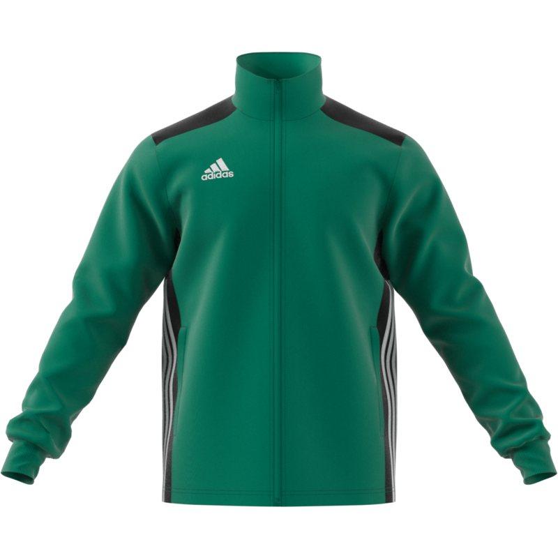 adidas Polyesterjacke REGISTA 18 bold green black   116 02cb50ff92