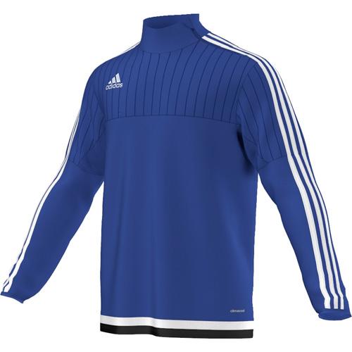 adidas Trainingstop TIRO 15 bold blue/white/black | 128