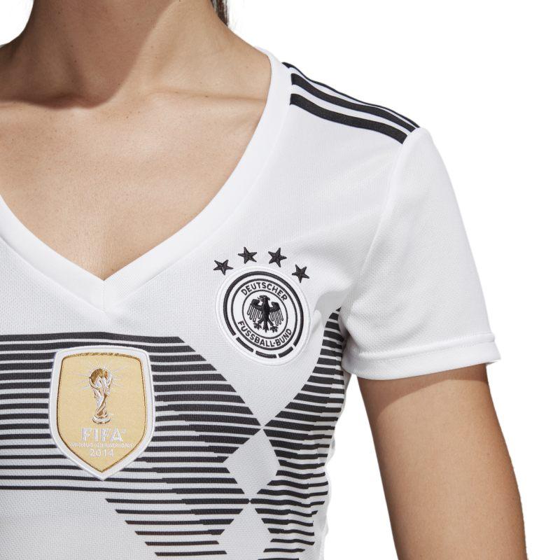 Deutschland Trikot Wm Fans Zur Heimtrikot Damen Der Adidas Das q7T7E