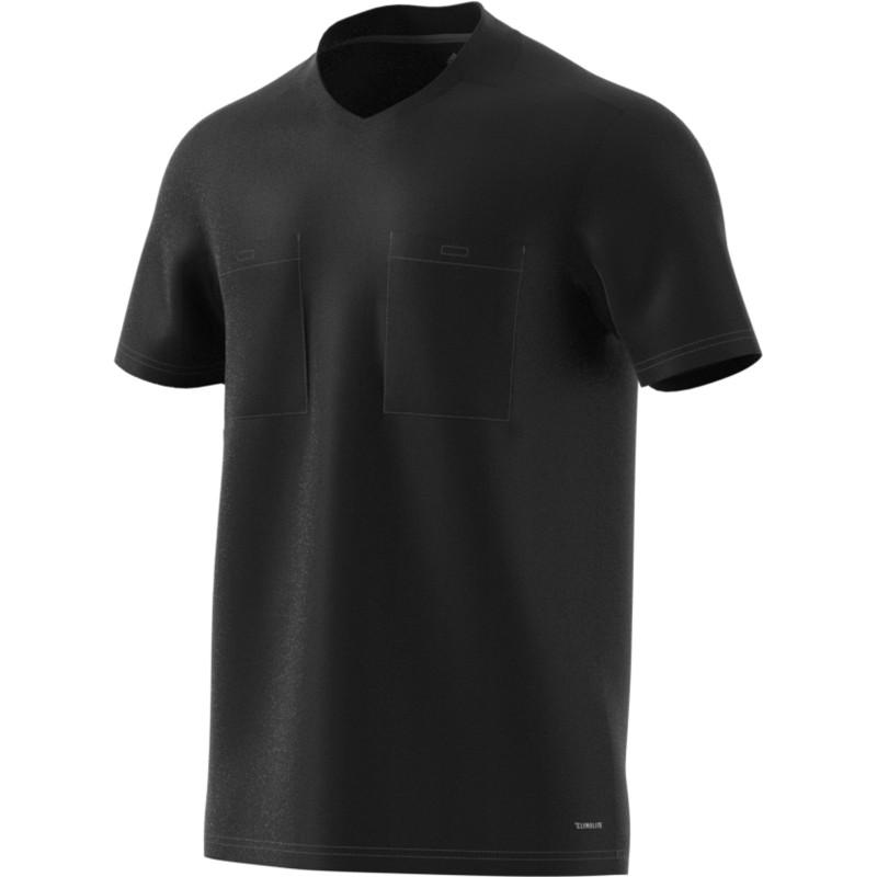 2a3686d8c adidas Schiedsrichter-Trikot REFEREE 18 black | S | Kurzarm. ×. adidas ...