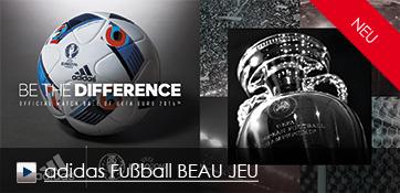 adidas Fussball zur Euro 2016 in Frankreich