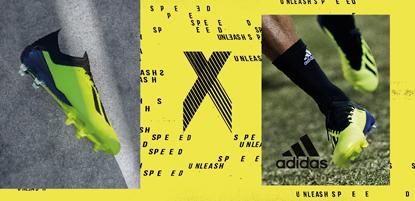 adidas Fußballschuh X August 2018